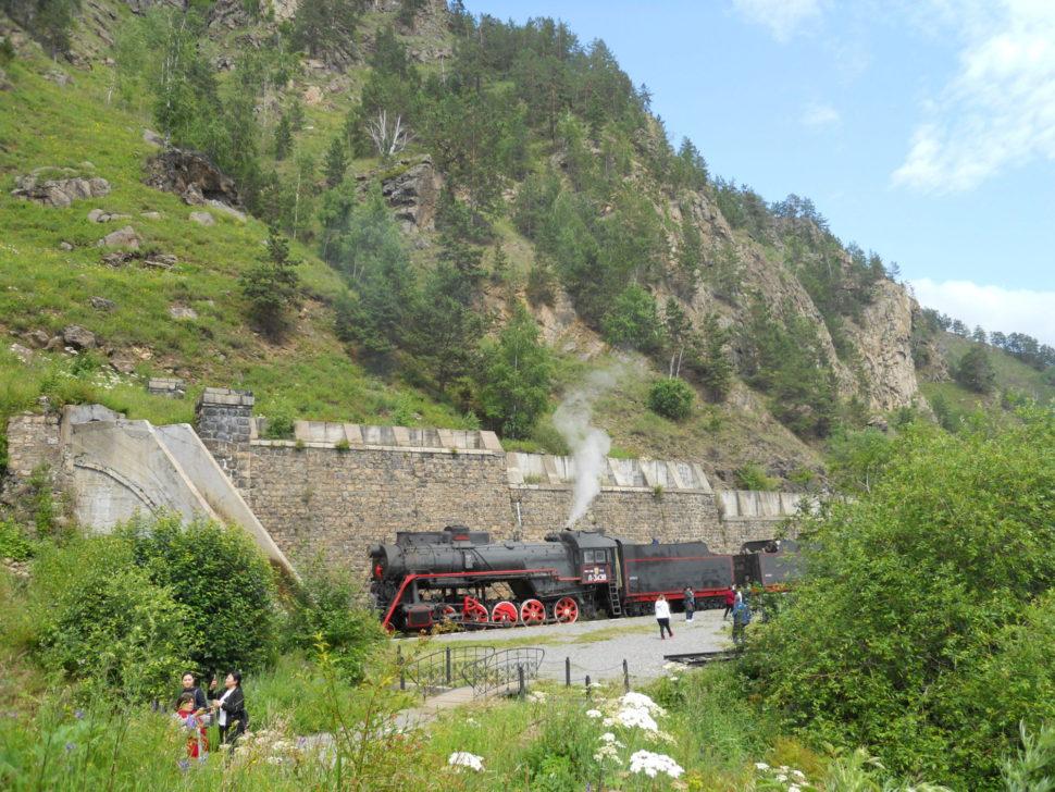 Rusko, nostalgické jízdy po Krugobajkalce - 2