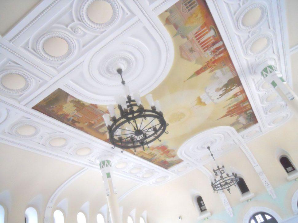 Vladivostok - interiér odjezdové haly vlakového nádraží