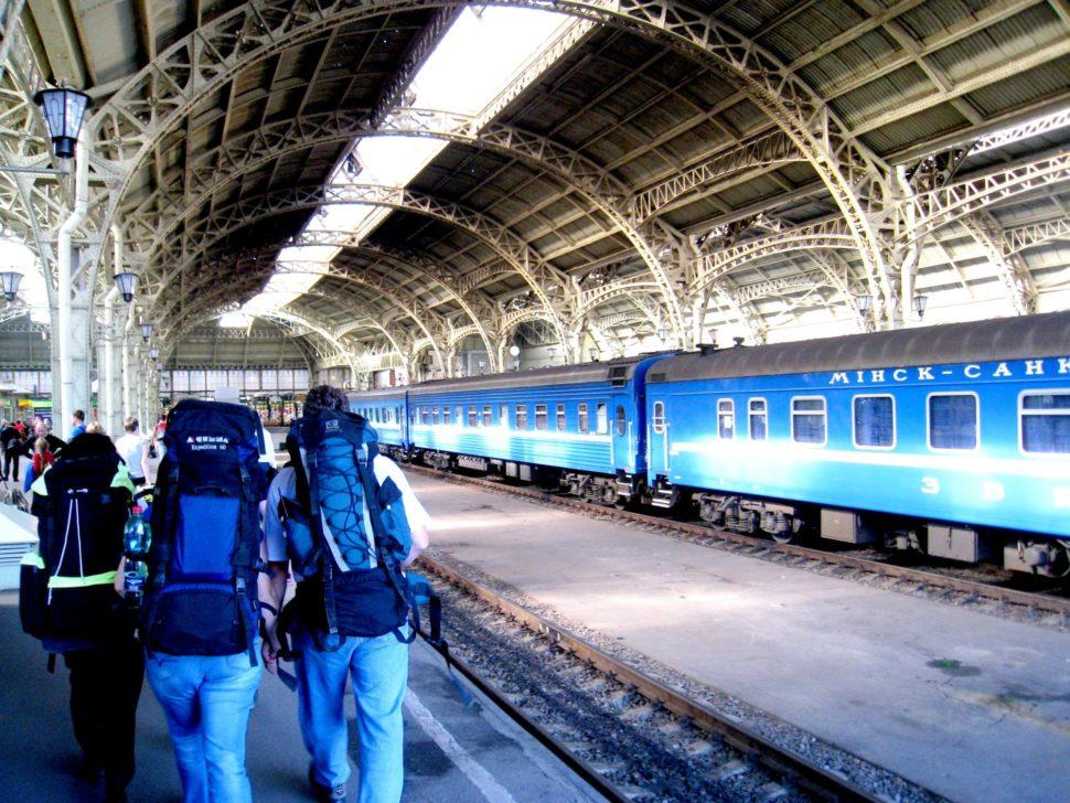 Poznáváme Rusko vlakem