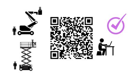 Platební Instrukce pro on-line opakované školení obsluhy samohybných nůžkových akloubových plošin - webinář