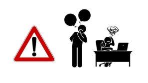 Varování - příprava naon-line webinář obsluhy přívěsných plošin
